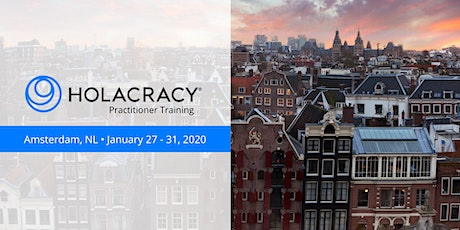 Holacracy Practitioner Training with Brian Robertson - Amsterdam - January 2020 tickets