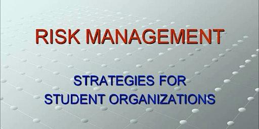 Risk Management Training Spring 2020