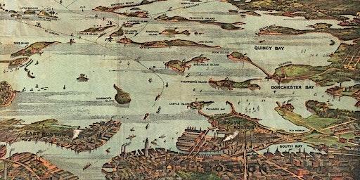 Historic Boston Map Tour with Alex Krieger