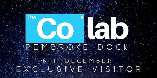 The Co Lab  Friday 6th December