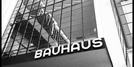 Pop Momo célèbre le centenaire du Bauhaus billets