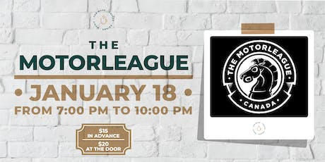 The Muse present The Motorleague tickets