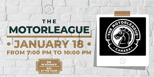 The Muse present The Motorleague