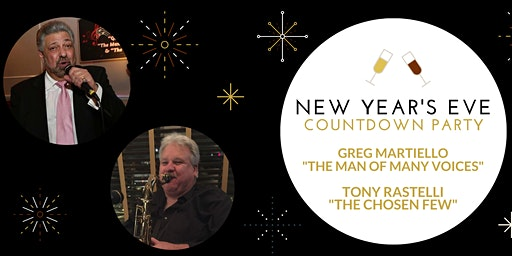 New Years Eve Countdown Party at Dominic's!