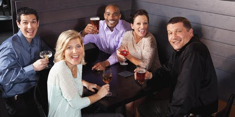 London Speed Dating | Age 41-55 (38441) tickets