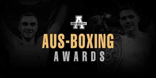 Aus-Boxing Awards | 2019