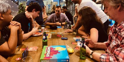Datopolis - the data board game