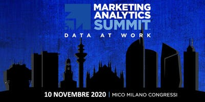 Marketing Analytics Summit 2020