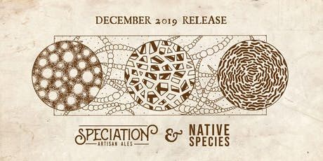 Speciation December 2019 Release tickets
