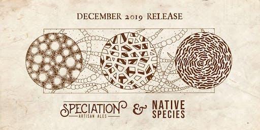 Speciation December 2019 Release