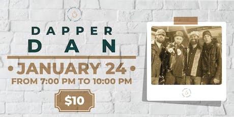 The Muse presents Dapper Dan tickets
