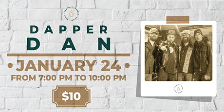The Muse presents Dapper Dan tickets