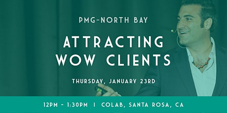 Attracting WOW Clients tickets