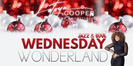 "LaToya ""The Songstress"" Cooper Jazz & Soul Winter Wonderland Show tickets"