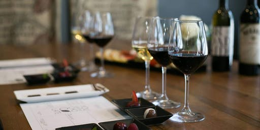 CHOCOLATE TASTING & WINE PAIRING LEARNING EXPERIENCE