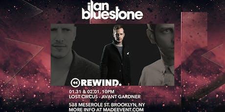 Ilan Bluestone tickets