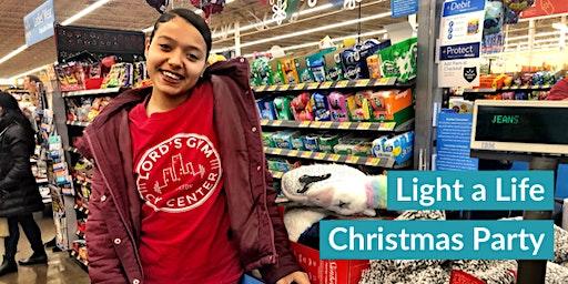 Light a Life Christmas Reception
