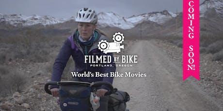Filmed by Bike Film Festival tickets
