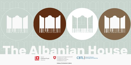Presentation of the project/website 'The Albanian House'
