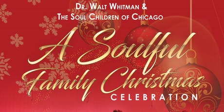 Soul Children of Chicago: A Soulful Family Christmas Celebration tickets