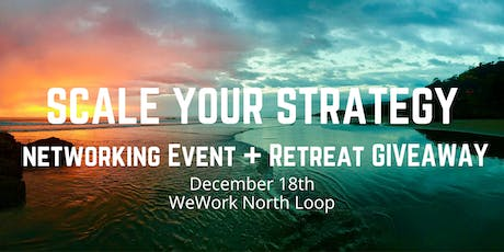 Scale Your Strategy Event + Retreat GIVEAWAY tickets