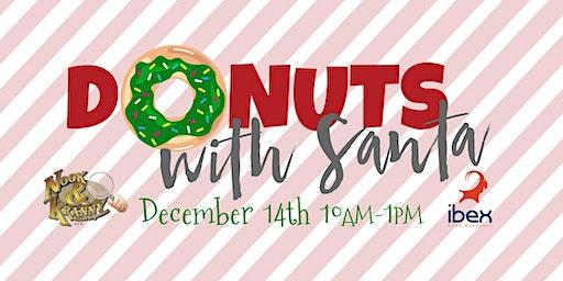 Donuts with Santa - Key Utah Realtors