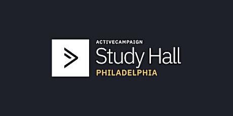 ActiveCampaign Study Hall   Philadelphia tickets