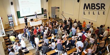 Conférence gratuite MBSR : Réduction du stress basée sur la pleine conscience 13 janvier 2020 à Lille. billets