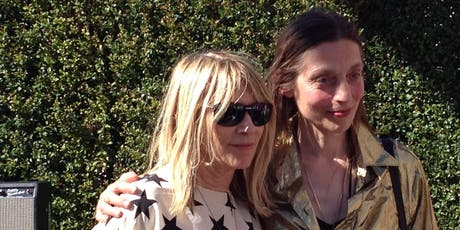 In Performance: Kim Gordon and Jutta Koether tickets