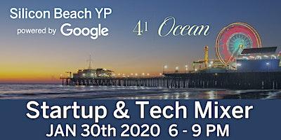 Silicon Beach 2020 Tech Mixer powered by Google