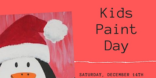 December Kids Paint Day