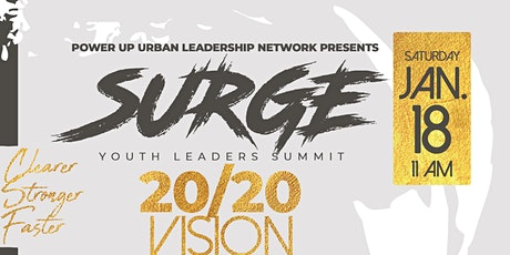 Surge: Youth Leaders Summit tickets
