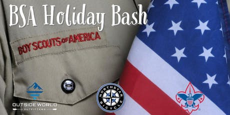 BSA Holiday Bash tickets