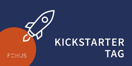 Kickstarter-Tag Tickets