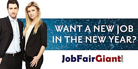 Detroit Job Fair - December 19, 2019 tickets