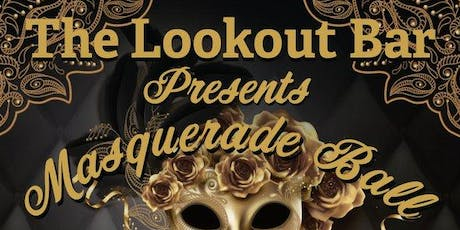 The Lookout Presents: New Year's Eve 2020 Masquerade Ball tickets