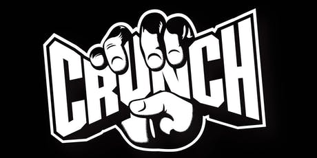 Crunch Fitness Downtown SF Personal Trainer Interview Day tickets