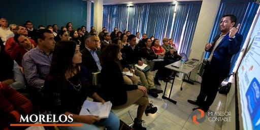 Validaciones y conciliaciones CFDI 3.3, CFDI de pagos, EFOS vs SAT Morelos