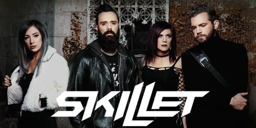 Skillet - The Victorious Tour - Idaho Falls