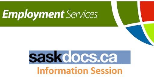 SaskDocs Information Session