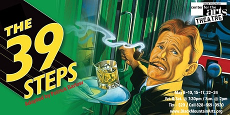 BMCAT presents Alfred Hitchcock's The 39 Steps tickets