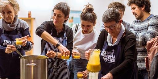 Grandmas Cooking: Open Thursday's