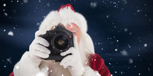 FREE Santa Pictures and Winter Wonderland