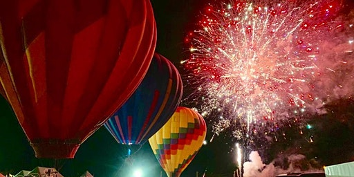 McAllen Hot Air Balloon Festival By The Bert Ogden & Fiesta Dealerships
