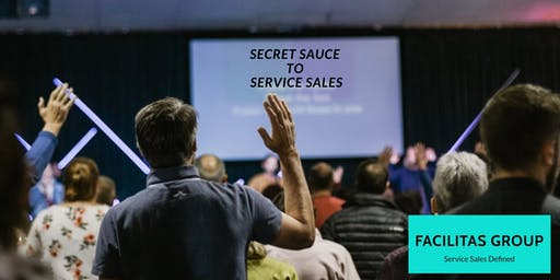 Secret Sauce to Service Sales