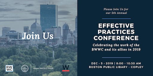 5th Annual Effective Practices Conference