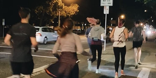 Bring a Friend to Holiday Lights with Ventura Joggers Club