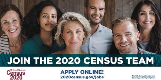 2020 Census  Employment Application Event
