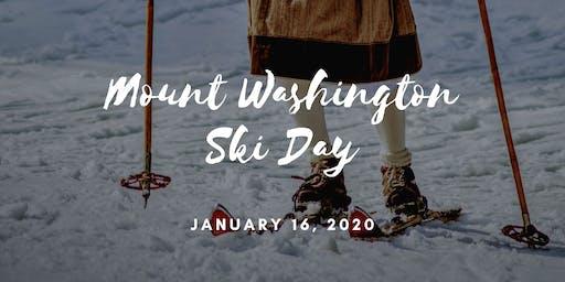 Women Who Explore: Vancouver Island - Mount Washington Ski Day