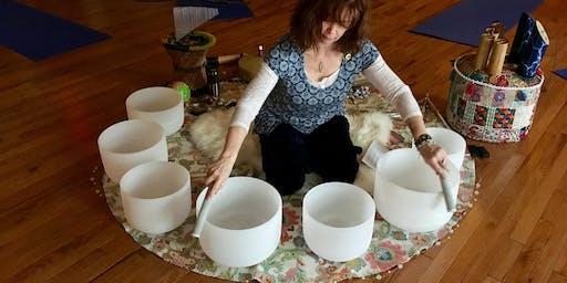 Sound Healing for the Soul with Lisa Kawski